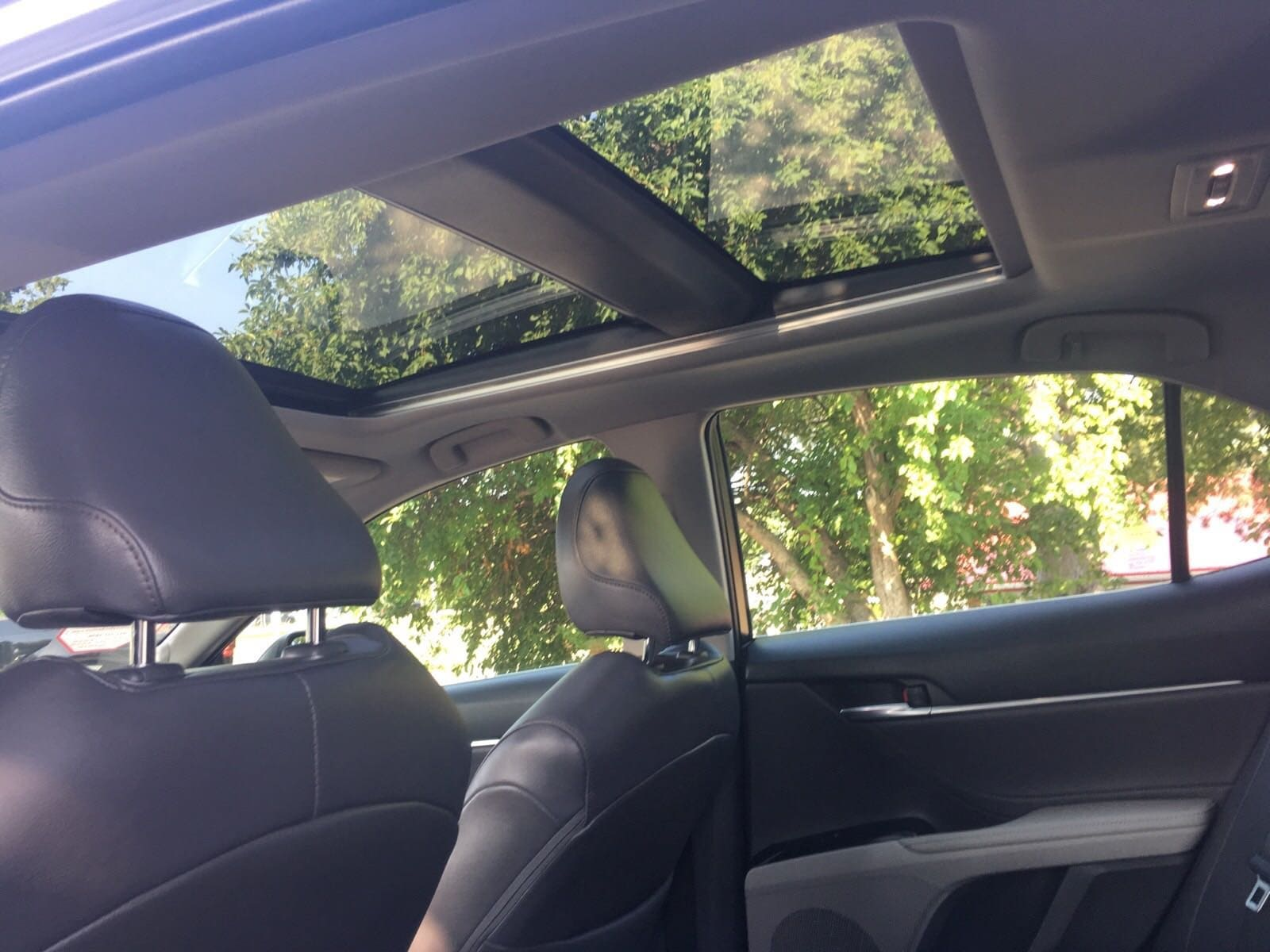 Used 2018 Toyota Camry For Sale   Okemos MI   4T1BZ1HK7JU003610