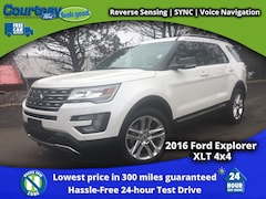 2016 Ford Explorer XLT SUV for sale in Okemos
