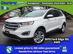 2015 Ford Edge SEL SUV for sale in Okemos
