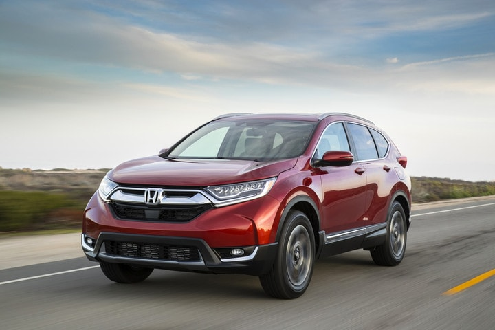 The 2017 Honda CR V Topped List In Compact SUV Category There Are Four Different Trim Levels For They Include LX EX L