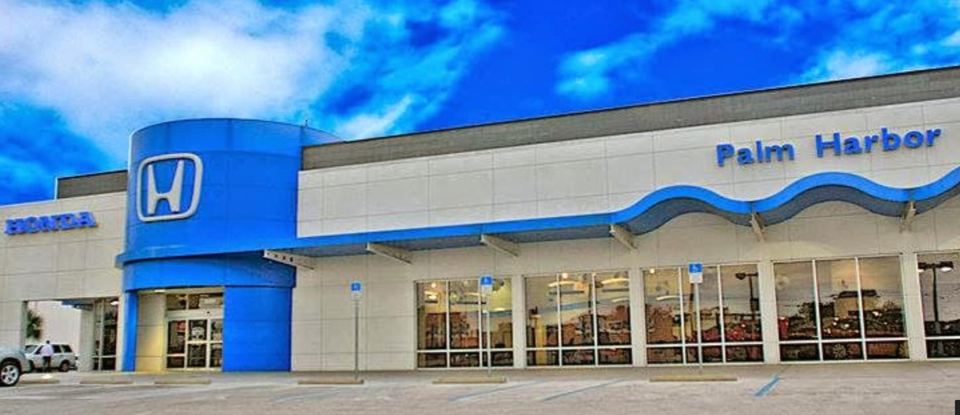 Palm Harbor Honda near Tampa, FL