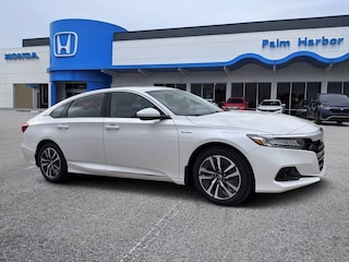 2021 Honda Accord Hybrid EX Sedan