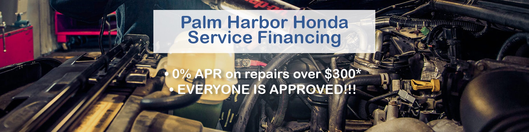 car repair financing
