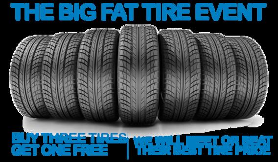 Buy 3 Get 1 Free Tires >> Buy 3 Tires Get 1 Free Palm Harbor Honda Tire Deals