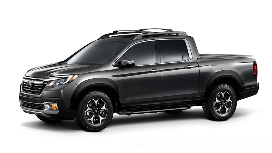 2017 Honda Ridgeline Side View