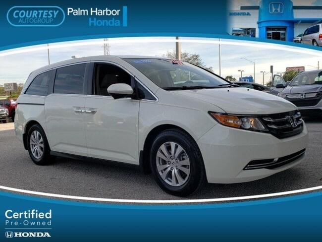 2016 Honda Odyssey EX-L w/RES Van Passenger Van