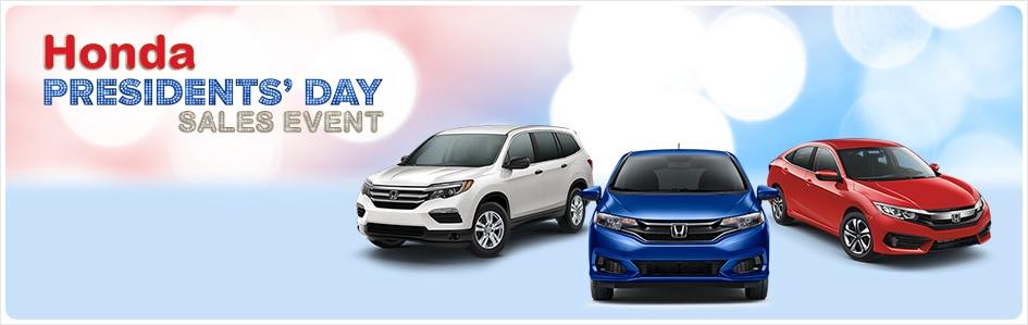 Honda president 39 s day sale in tampa fl best deals in tampa for Honda dealership tampa