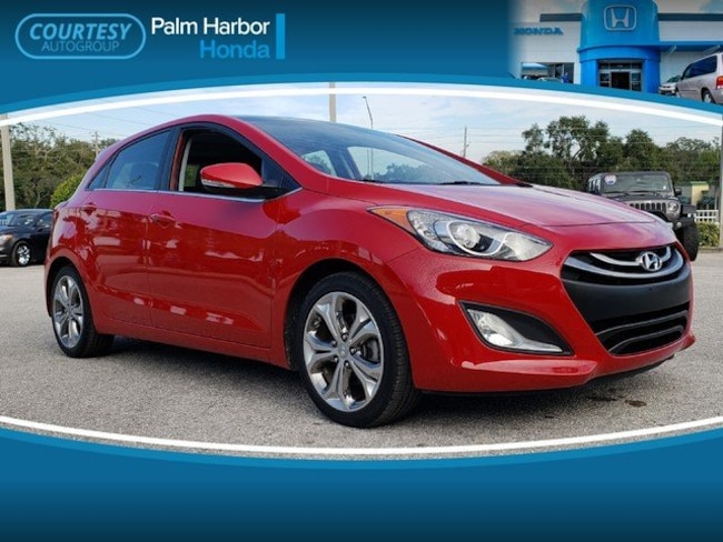 Used 2013 Hyundai Elantra Gt Base For Sale Palm Harbor Fl