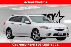 Used 2012 Acura TSX Sport Wagon with Technology Package Wagon