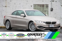 Used 2014 BMW 428i w/SULEV Convertible