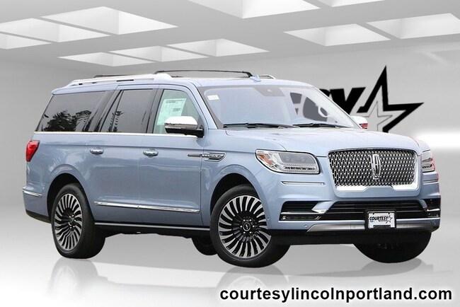 2019 Lincoln Navigator L Black Label SUV
