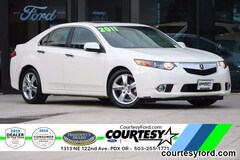 Used 2011 Acura TSX 2.4 Sedan For Sale in Portland, OR