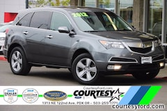 Used 2012 Acura MDX 3.7L Technology Package SUV For Sale in Portland, OR