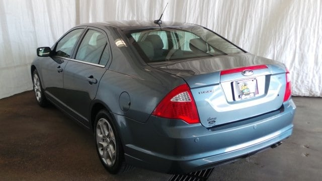 Used 2011 Ford Fusion For Sale at Courtesy Ford of Sauk City | VIN