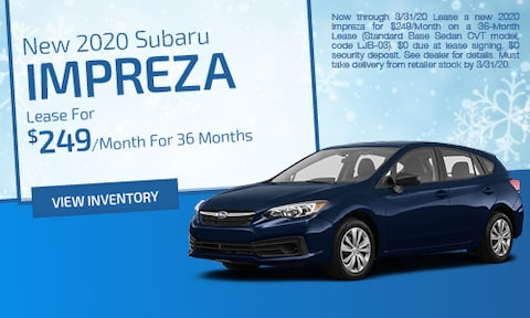 March | 2020 Subaru Impreza