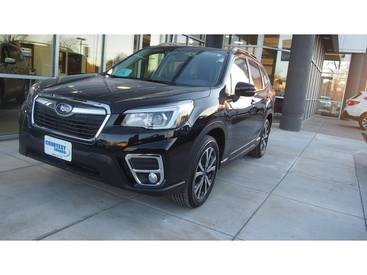 New 2019 Subaru Forester Limited SUV for sale in Rapid City, SD