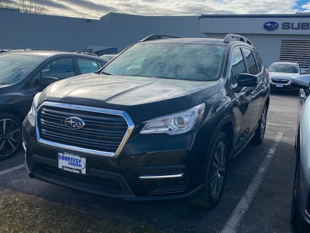 Featured New 2021 Subaru Ascent Premium 7-Passenger SUV for sale in Rapid City, SD