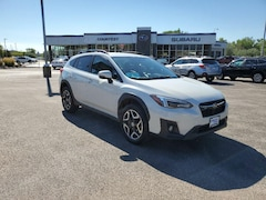 Certified Pre-Owned 2018 Subaru Crosstrek Limited Sport Utility JF2GTAJC5JH235647 for sale in Rapid City, SD