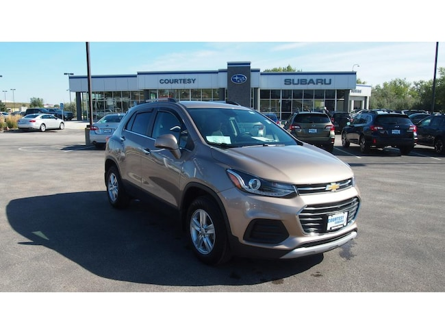 Used 2018 Chevrolet Trax 1lt For Sale In Rapid City Sd Near