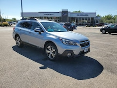 Certified Pre-Owned 2019 Subaru Outback Limited Sport Utility 4S4BSANC7K3375232 for sale in Rapid City, SD