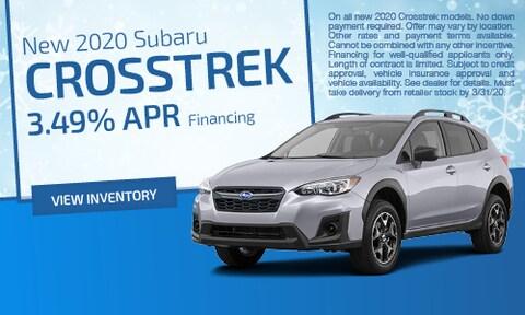 March | 2020 Subaru Crosstrek