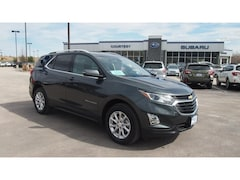 Used 2018 Chevrolet Equinox LT AWD 3GNAXUEU9JS618244 for sale in Rapid City, SD