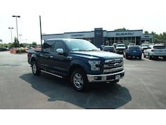 2015 Ford F-150 Lariat 4WD SuperCrew 145