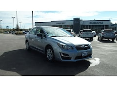 Certified Pre-Owned 2016 Subaru Impreza Base Sedan for sale in Rapid City, SD