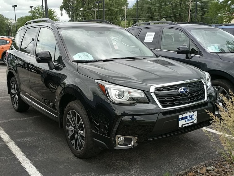 New 2018 Subaru Forester 2.0XT Touring with Starlink SUV for sale in Rapid City, SD