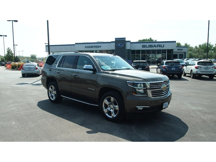 Used 2016 Chevrolet Tahoe LTZ Wagon Rapid City, SD
