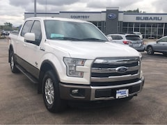 2015 Ford F-150 King Ranch 4WD SuperCrew 145