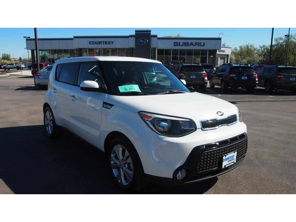 Used 2016 Kia Soul + (Plus) Wagon Rapid City, SD