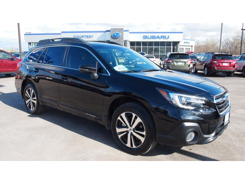 Featured 2018 Subaru Outback Limited 2.5i for sale in Rapid City, SD