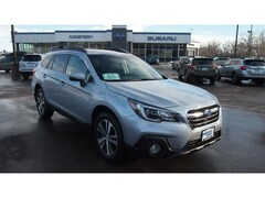 Used 2018 Subaru Outback Limited Wagon 4S4BSAKC3J3265796 for sale in Rapid City, SD