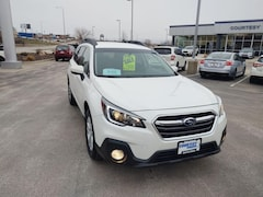 Used 2018 Subaru Outback Premium Sport Utility 4S4BSACC0J3291805 for sale in Rapid City, SD