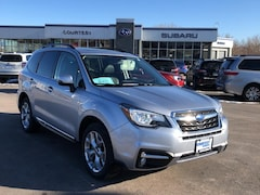 Certified Pre-Owned 2017 Subaru Forester Touring Sport Utility JF2SJATC6HH566213 for sale in Rapid City, SD