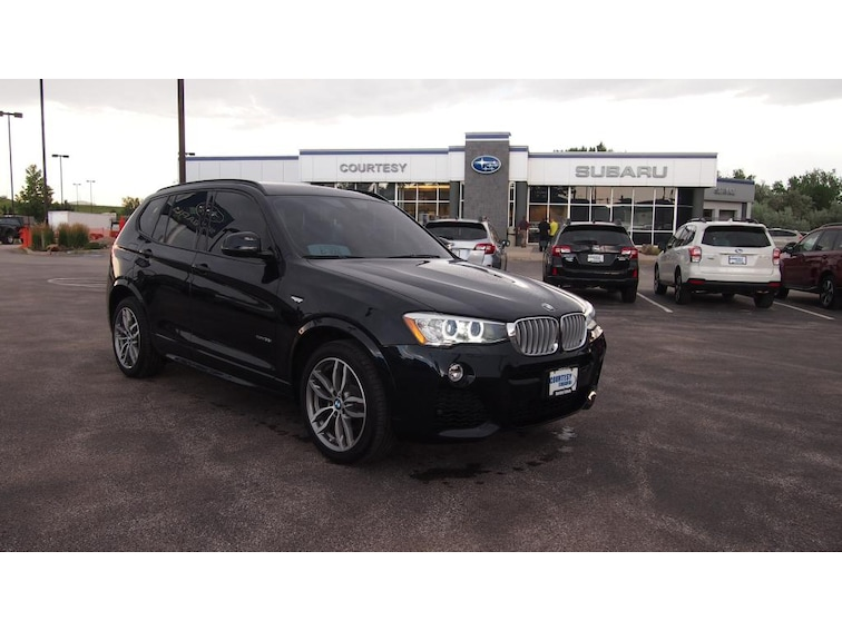 Used 2017 BMW X3 Xdrive35i Sports Activity Vehicle Rapid City, SD