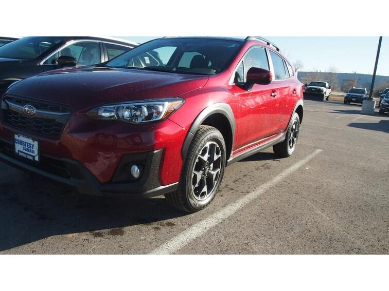 New 2019 Subaru Crosstrek 2.0i Premium SUV for sale in Rapid City, SD