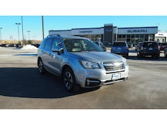 Used 2018 Subaru Forester 2.5i Limited Wagon JF2SJAJC9JH477891 for sale in Rapid City, SD
