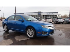 Used 2012 Ford Fusion SEL Sdn FWD 3FAHP0JG0CR447285 for sale in Rapid City, SD