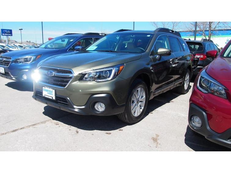 New 2019 Subaru Outback 2.5i Premium SUV for sale in Rapid City, SD