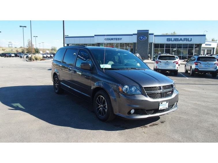 Used 2017 Dodge Grand Caravan R/T Van; Extended Rapid City, SD
