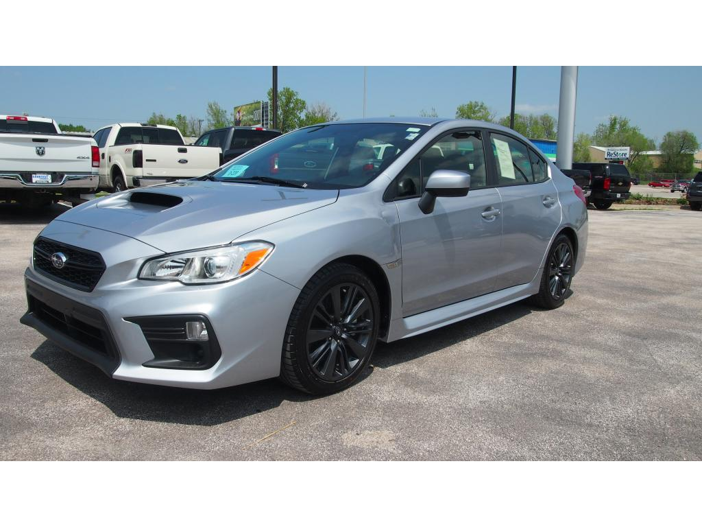 Certified 2019 Subaru WRX Base For Sale in Rapid City, SD