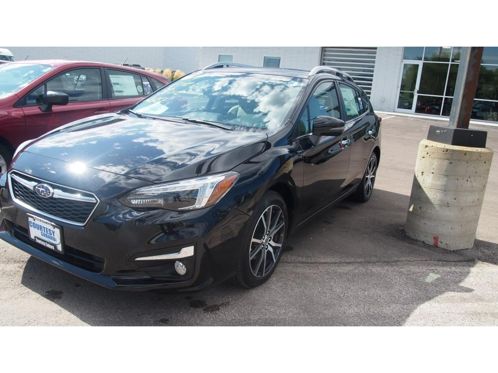 Featured New 2019 Subaru Impreza 2.0i Limited 5-door for sale in Rapid City, SD