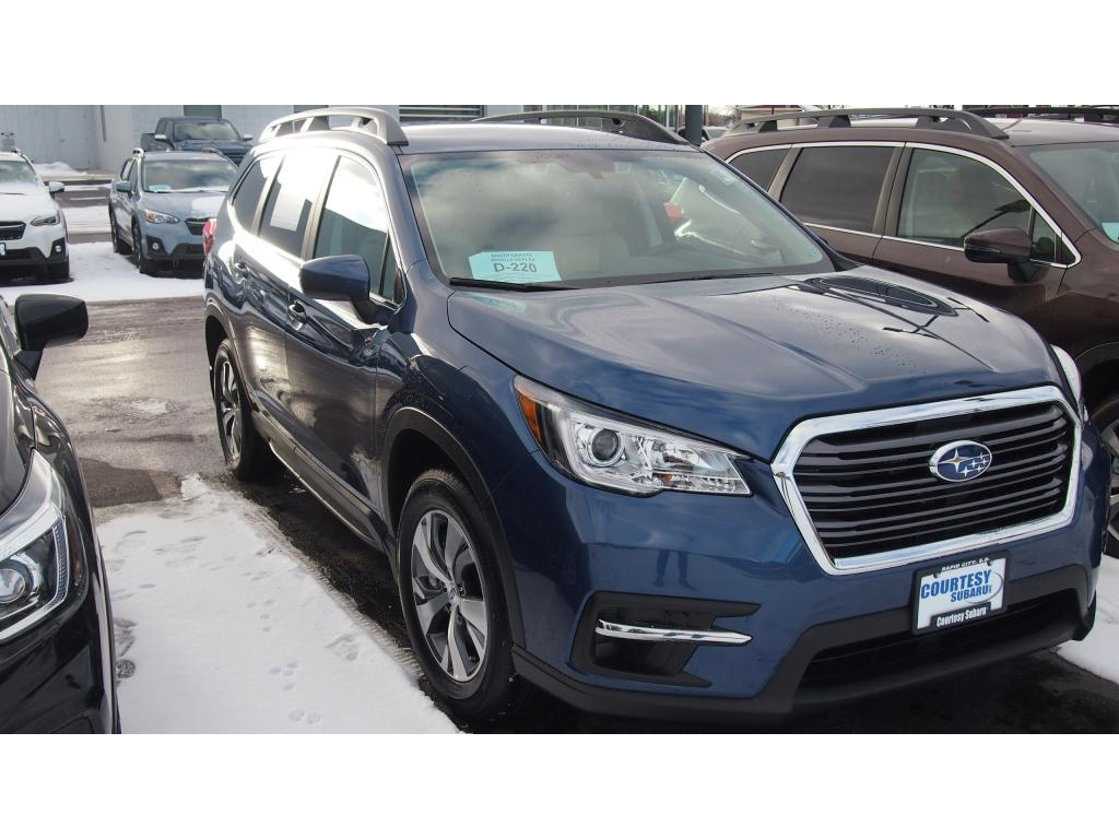 Featured New 2020 Subaru Ascent Premium 7-Passenger SUV for sale in Rapid City, SD