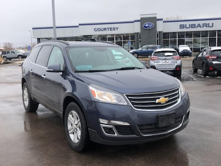 Featured 2014 Chevrolet Traverse LT Sport Utility for sale in Rapid City, SD
