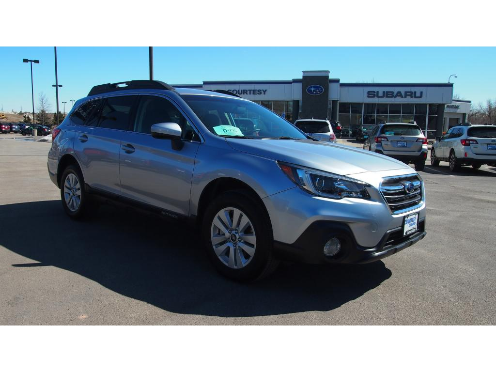 Featured 2018 Subaru Outback Premium 2.5i for sale in Rapid City, SD