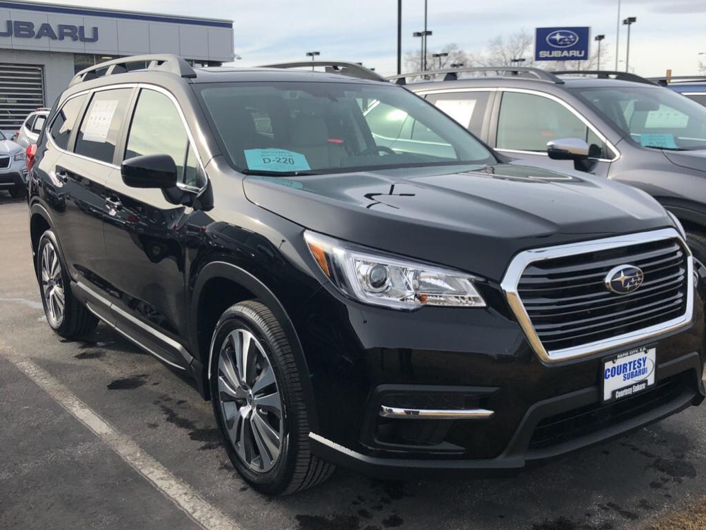 Featured New 2020 Subaru Ascent Premium 7-Passenger SUV for sale in Rapid City, SD