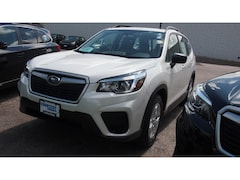 New 2019 Subaru Forester Standard SUV JF2SKACC3KH565959 for sale in Rapid City, SD