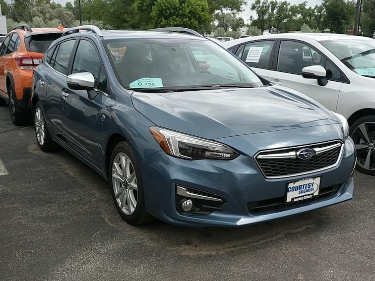 New 2018 Subaru Impreza 2.0i Limited 5dr 50th Anniversary Edition 5-door for sale in Rapid City, SD